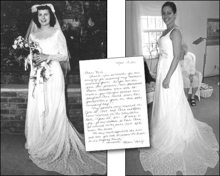 Anthonys Cleaners | Restoring Memories of Your Wedding Dress ...